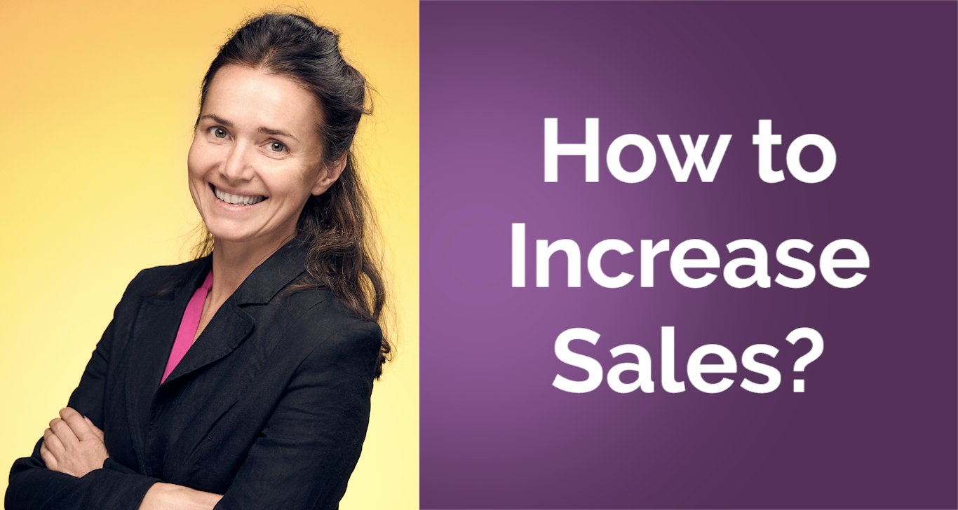 Thumbnail How to Increase Sales