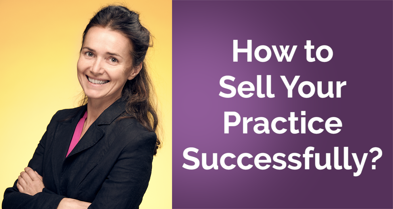 Thumbnail How to SELL your practice